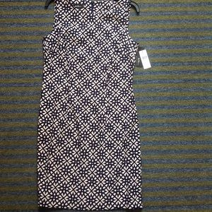 NWT Alyx  sheath dress, size 8